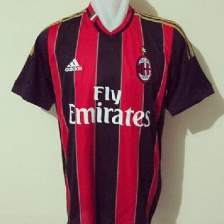 Maglia Milan 2013-2014 casa home divisa maglietta