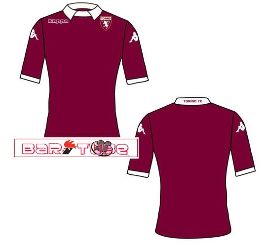 nuova maglia torino 2013 2014 casa home prima maglietta divisa