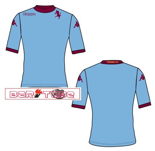 terza maglia torino 2013 2014 maglietta divisa